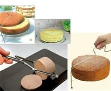 2 Steel Cutter Wire Adjustable Cake Decorating Cake Bread Cutting Slicer Tool