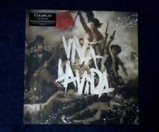 "COLDPLAY  LP COVER  VIVA LA VIDA LP 12"" MINT"