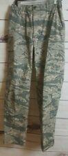 Air Force Military Airman Tiger Stripe Trouser Pants (Size: 32 x 34)