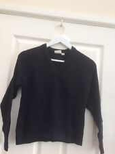 BANNER School Navy Blue V Neck School Jumper  Size Chest 30 inches BNWT