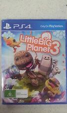 Little Big Planet 3 LittleBigPlanet 3 Sony PS4 New