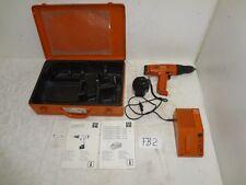 1x batteria Fein AVVITATORE ABS TIPO 12-2 UE foratura trapano ex esercito tedesco (fb2