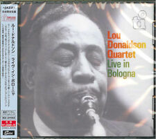 LOU DONALDSON-LIVE IN BOLOGNA-JAPAN CD Ltd/Ed B63