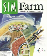 SIM FARM SIMFARM CD +1Click Windows 10 8 7 Vista XP Install