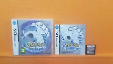 ds POKEMON SOUL SILVER Version Soulsilver Lite DSi 3DS Nintendo PAL REGION FREE