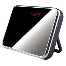 Useful 5MP HD Cam Clock Alarm Video Camera DVR DV Digital Recorder Motion Remote