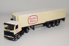 MM 1:50 TEKNO SCANIA 142H 142 H TRUCK TRAILER GOUDA'S GLORIE NEAR MINT CONDITION