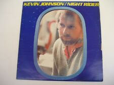 Kevin Johnson - Night Rider - OZ LP