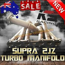 Toyota Supra Manifold 1JZ - 3mm T4 Turbo Manifold - KS Racing Exhaust