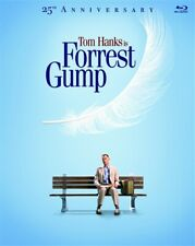 Forrest Gump New Sealed Blu-ray 25th Anniversary Edition
