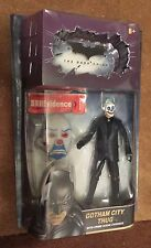Mattel DC Collectibles The Dark Knight Gotham City Thug with evidence MOC