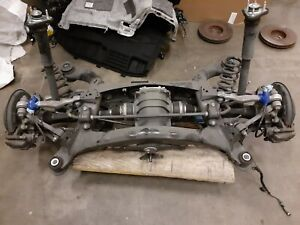 2016 LEXUS IS200t IS250 IS350 Rear Suspension Subframe Axle Differential Control
