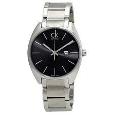 Calvin Klein Exchange Grey Dial Mens Watch K2F21161