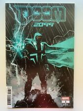 DOOM 2099 #1 ZAFFINO VARIANT COVER DOCTOR DR 1:50 VARINAT COVER MARVEL COMICS