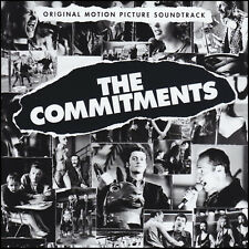 THE COMMITMENTS - SOUNDTRACK CD ~ MUSTANG SALLY +++ ANDREW STRONG *NEW*