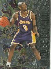 CARTES DE BASKET NBA  #181 - Kobe Bryant - 1996-97 Metal  Rookie Card