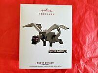 Hallmark 2019 Ender Dragon Minecraft Christmas Keepsake Ornament