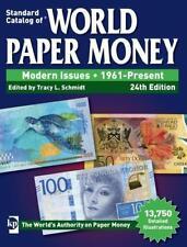 Standard Catalog of World Paper Money, Modern Issues, 1961-Present von Tracy (EDT) Schmidt (2018, Taschenbuch)