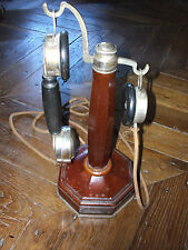 ancien TELEPHONE GRAMMONT  antique old phone GRAMMONT    telefono - telefon