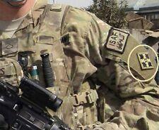 ISAF NATO JSOC KANDAHAR-WHACKER© WAR TROPHY vel©®Ø SSI: 4th Infantry Division ID