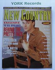 NEW COUNTRY MAGAZINE - February 1997 - Bryan White / Bruce Springsteen