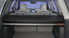 2006 - 2012 Toyota Rav 4 Cargo Cover, Black,  OEM Toyota,   PT731-42090