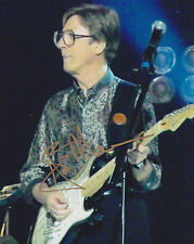 Hank Marvin Hand Signed 8x10 Photo, Autograph, Guitar Legend The Shadows Cliff B
