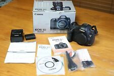 Canon EOS 5D Mark III 22.3MP Digital SLR Used Camera - Black (Body Only)