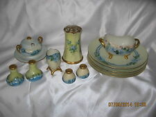 RS Germany Hat Pin~Royal Bayreuth Jam/Mustard Pot~T&V Limoges Sauce Boat & MORE