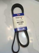 Serpentine Belt-Micro-V AT Premium OE V-Ribbed Belt CARQUEST K071005