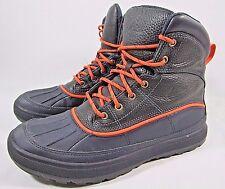 Nike ACG Woodside II Mens Obsidian Orange Duck Boots Boys Mens 7.5- Runs SMALL