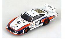 """Porsche 935/78 #43 Stommelen-Schurti """"Le Mans"""" 1979 (Spark 1:87 / 87S010)"""
