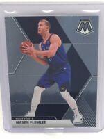 2019-2020 PANINI MOSAIC BASKETBALL #3 MASON PLUMLEE BASE CARD DENVER NUGGETS