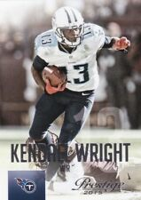 Kendall Wright 2015 Panini Prestige Football Trading Card, #125