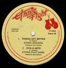"SIDNEY RODGERS-things get better    mor well esq 12""   (hear)   reggae"