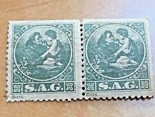 Saint Anthony's Guide Safe mail delivery Stamps