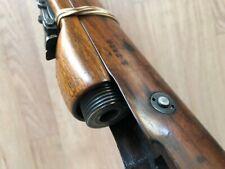 1909 Argentine Mauser Cavalry Stock Barrel Hardware