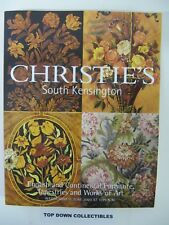 Christie's  English, Tapestries & Art Works  Auction Catalog London 2003