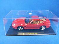 Le Grandi Ferrari - scala 1:24 - Ferrari 550 Maranello 1996