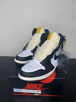 Air Jordan 1 Retro High OG Volt Gold 2021 Size 10