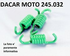 245.032 CONJUNTO MUELLES EMBRAGUE D.1,8 VERDE POLINI CAGIVA : CITY 50