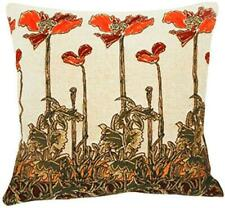Champ Art Nouveau French Tapestry Cushion Pillow Cover - 18 x 18 -