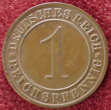 Germany 1 Pfennig 1934 A (D2308)