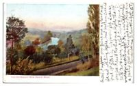 1908 The Catskills from Snake Road Postcard