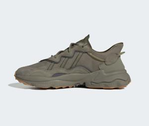 New Adidas Ozweego Shoes Sneakers (EE6461) - KHAKI