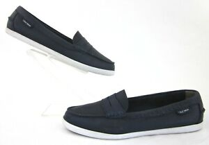Cole Haan 'Nantucket' Womens Casual Penny Loafers Peacoat Leather US 11B