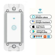 Умный WiFi выключатель света дистанционный Алекса Google Home ifttt голосового управления умный жизни