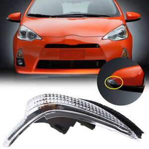 Passenger Side Mirror Signal Lamp Light for Toyota Avalon 13-17 Scion iM 2016