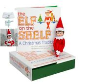 The Elf on the Shelf: A Christmas Tradition/ Blue Eyed North Pole GIRL w Capelet