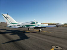 1966 CESSNA 310K AIRFRAME, 5277 TOTAL TIME, LOOKS GOOD OVERALL, ISOLATED DAMAGE,